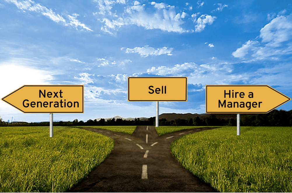 When is it time to sell your business